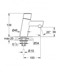 Concetto Lavabo Bataryası - Thumbnail