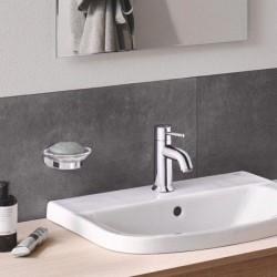Grohe Essentials Sabunluk Camı Banyo Aksesuarı - Thumbnail