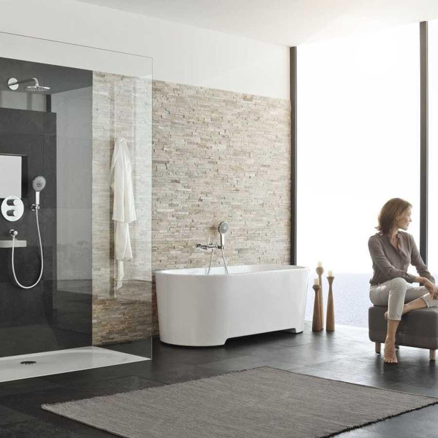Grohe Eurodisc Joy Tek Kumandalı Banyo Bataryası - 23431LS0