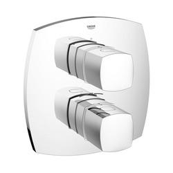 Grohe Ankastre Duş Bataryası Termostatik Grandera Krom - 19934000 - Thumbnail
