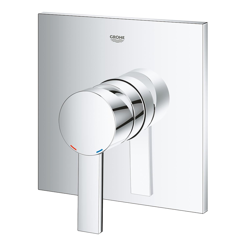 Grohe Ankastre Duş Bataryası 1 Çıkışlı Allure Krom - 24069000