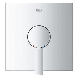 Grohe Ankastre Duş Bataryası 1 Çıkışlı Allure Krom - 24069000 - Thumbnail