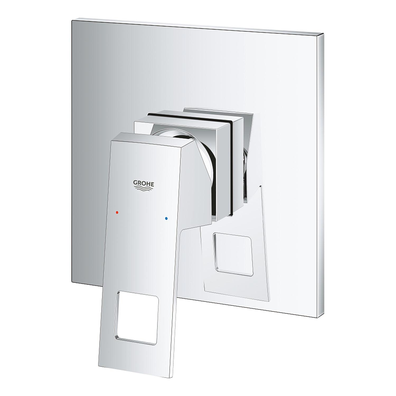 Grohe Ankastre Duş Bataryası 1 Çıkışlı Eurocube Krom - 24061000