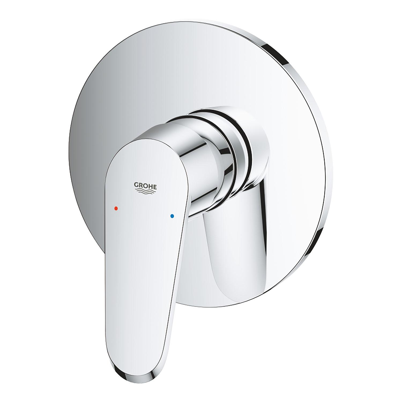 Grohe Ankastre Duş Bataryası 1 Çıkışlı Eurodisc Krom - 24055002