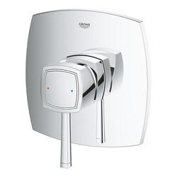 Grohe Ankastre Duş Bataryası 1 Çıkışlı Grandera Krom - 24067000 - Thumbnail