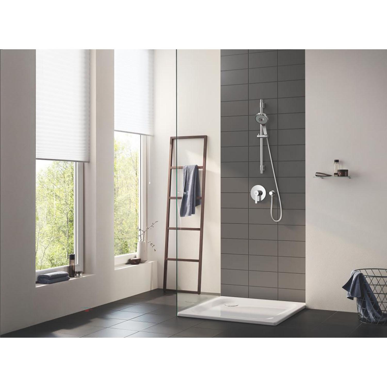 Grohe Ankastre Duş Bataryası 1 Çıkışlı Lineare Krom - 24063001