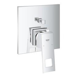 Grohe Eurocube Ankastre Banyo Duş Bataryası 2 çıkışlı divertörlü- 24062000 - Thumbnail