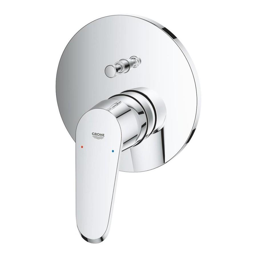 Grohe Eurodisc Cosmo. Ankastre Banyo Duş Bataryası 2 çıkışlı divertörlü- 24056002