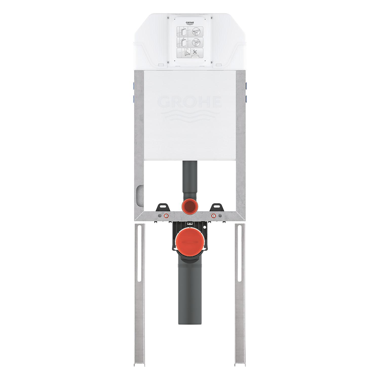 Grohe Gömme Rezervuar Uniset Pnömatik 89 cm Ayak Dahil - 39840000
