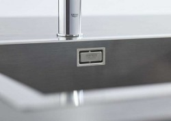 Grohe K700 1,5 Hazneli Eviye Paslanmaz Çelik - 31575SD0 - Thumbnail