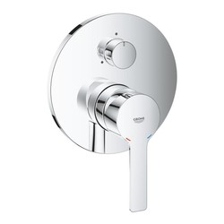 Grohe Lineare Ankastre Banyo Duş Bataryası 3 çıkışlı divertörlü- 24095001 - Thumbnail