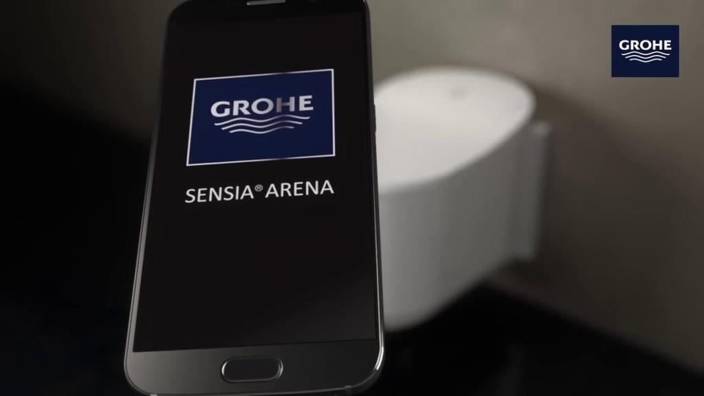 GROHE Sensia Arena Asma Akıllı Klozet Sistemi 39354SH1