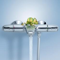 Grohe Grohtherm 1000 New Termostatik Banyo Bataryası - 34155003 - Thumbnail