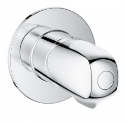 Grohe Grohtherm 1000 NEW Ankastre Stop Valf - 19981000 - Thumbnail
