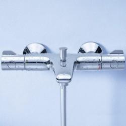 Grohe Grohtherm 800 Termostatik Banyo Bataryası - 34576000 - Thumbnail