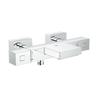 Grohe Grohtherm Cube Termostatik Banyo Bataryası - 34497000