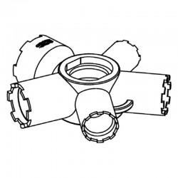 Grohe 7 Değişik Perlatöre Uygun Sökme Takma Anahtarı - 48021000 - Thumbnail