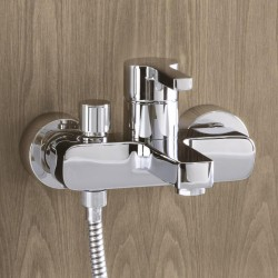 Grohe Lineare New Tek Kumandalı Duş Bataryası - 33849001 - Thumbnail