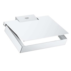 Grohe Selection Cube Tuvalet Kağıtlığı - 40781000 - Thumbnail