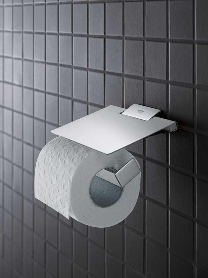 Grohe Selection Cube Tuvalet Kağıtlığı - 40781000