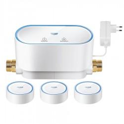 Grohe Sense Kit Akıllı Su Kontrol Cihazı + 3 X Akıllı Su Sensörü - 22502LN0 - Thumbnail