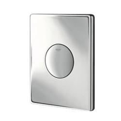 Grohe Gömme Rezervuar Kumanda Paneli Start/Stop ABS Krom-37547000 - Thumbnail