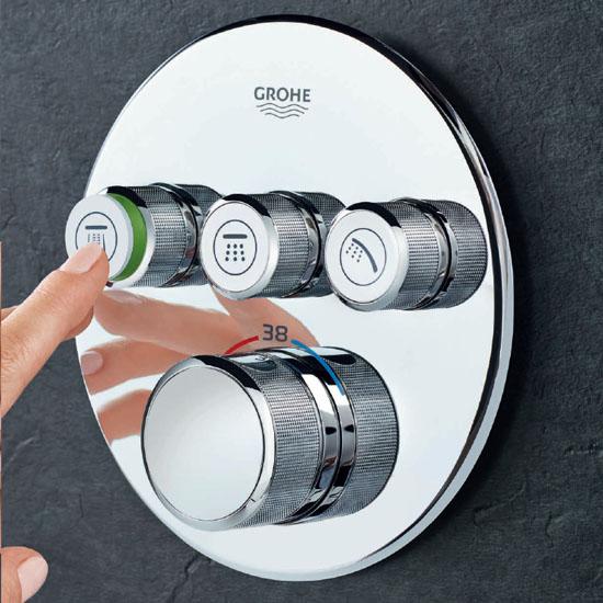 Sıva Altı - Ankastre Banyo ve Duş Bataryaları